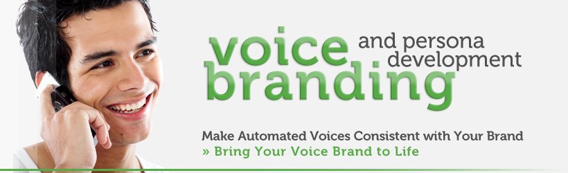 Voice Branding and Persona Development
