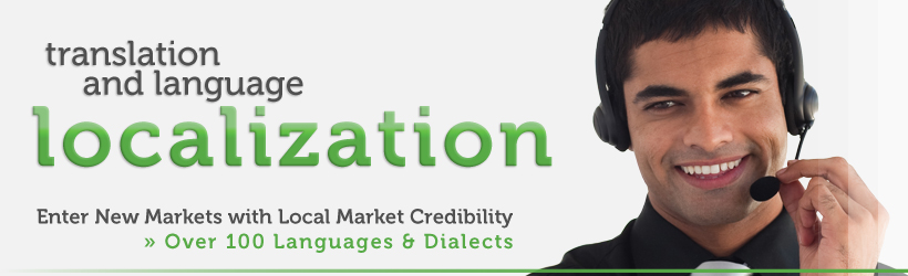 Translation and Language Localization