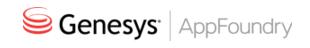 genesys-appfoundry